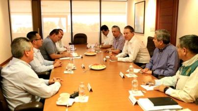 En Sinaloa, alcaldes piden reforzar estrategia de seguridad pues operan con policías desmanteladas
