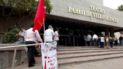 Gobierno celebra el Día del Maestro con hipocresía, mentiras y manipulación: CNTE