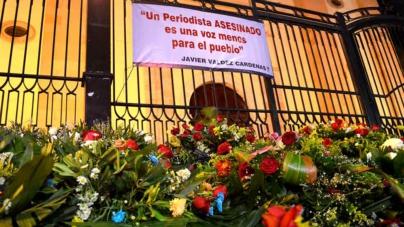 'Javier nos hizo comprender el absurdo de la barbarie': ciudadanos exigiendo justicia