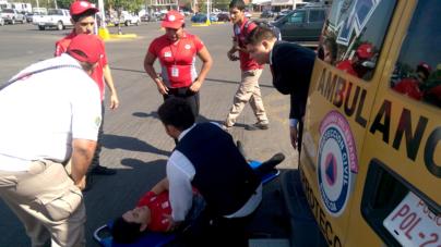 ¿Seguro en el cine? | Cinemex y Protección Civil realizan simulacro de incendio