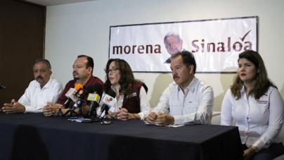 Partido sin dirección | Es lamentable que Morena en Sinaloa siga sin estructura: Senadora