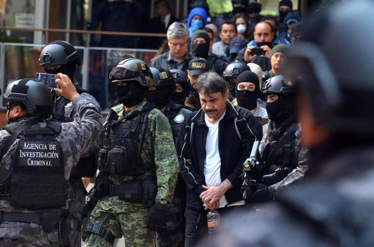 #FOTOGALERÍA | Captura de Dámaso López: el rostro de un efímero líder del cártel de Sinaloa