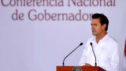 'No permitamos el regreso de la criminalidad donde ya habíamos logrado reducirla': EPN