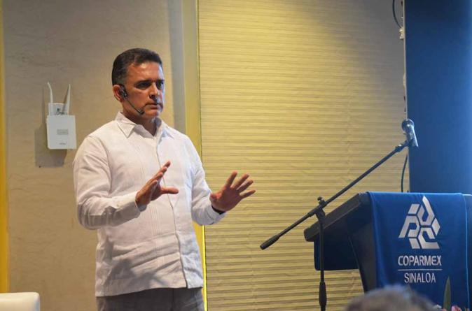 Foro Anticorrupción | 'Para mí, la vía contra la corrupción es la vía penal': Perez de Acha
