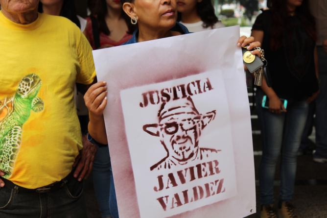 ¡JUSTICIA! | Un grito de impotencia por el silencio de Javier Valdez