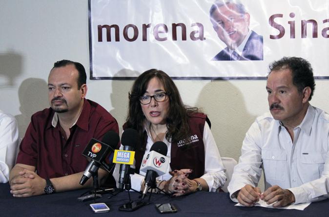 Morena llama a la sociedad a un acuerdo por México sin distinción de colores