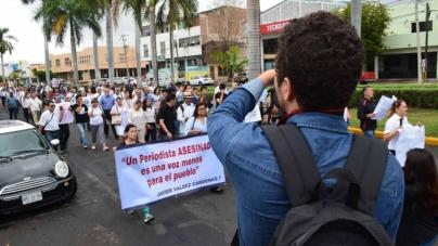 Rumbo al 7 de junio | Luto y miedo anulan en Sinaloa la libertad de expresión