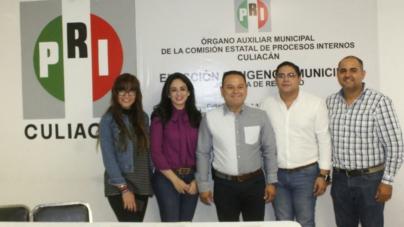 Inicia PRI renovación de dirigencias municipales en Sinaloa