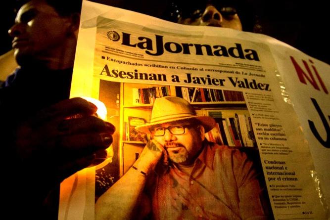 FEADLE dice que va por asesinos de Javier Valdez; los periodistas no le creen
