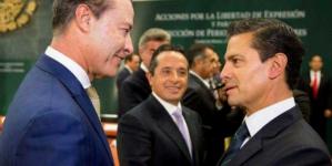 Sinaloa se suma a acciones para proteger a periodistas anunciadas por Peña Nieto