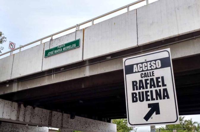 ¡Ciudadanía al ataque!   Civiles colocan nombre a vialidades de la ciudad