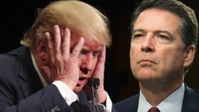 Con despido del director del FBI, estadounidenses ven más viable destitución de Trump