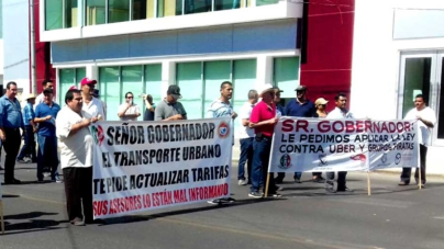 'He usado Uber y es un buen servicio… en Sinaloa estamos valorando regularizarlo': Quirino Ordaz