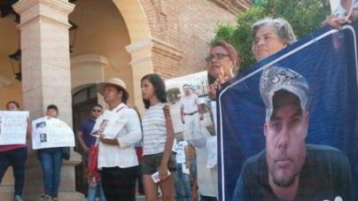 Otra estampa de barbarie en Sinaloa: marcha estatal de familiares de desaparecidos