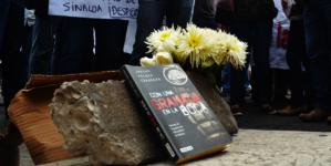 FOTOGALERÍA | Periodistas exigen al gobernador de Sinaloa justicia para Javier Valdez
