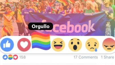 Entre el orgullo y la burla | ¿Facebook te 'enjotece' o te 'enmarica'?