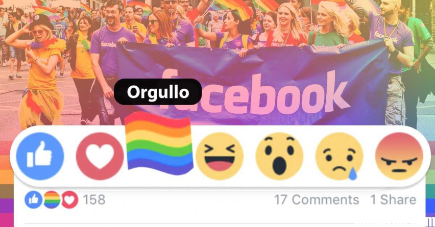 Entre el orgullo y la burla   ¿Facebook te 'enjotece' o te 'enmarica'?