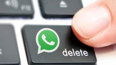 La herramienta casi perfecta | WhatsApp hace posible eliminar mensajes enviados