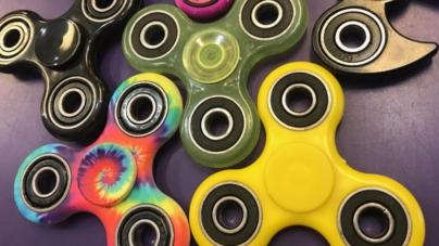 Fidget Spinner y el rápido éxito de los juguetes antiestrés