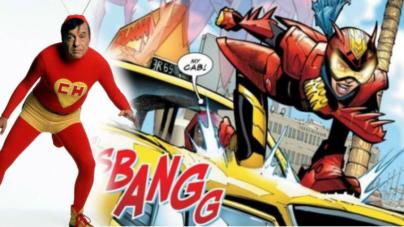 Marvel tiene una nueva heroína inspirada ¡en el Chapulín Colorado!