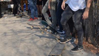 Go Skate Day | Patinadores locales se reúnen en el nuevo skatepark de Culiacán