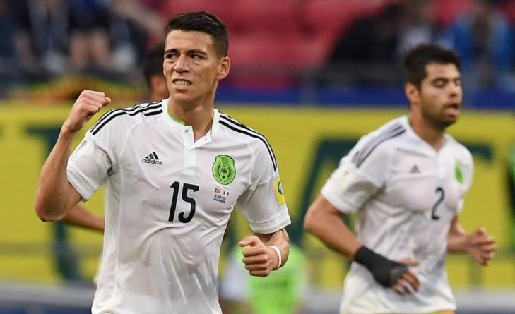 Con gol del sinaloense Héctor Moreno, México evita derrota contra Portugal