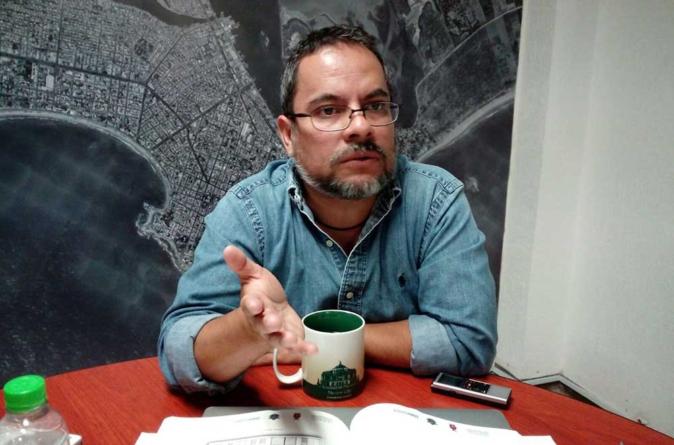 Implan Mazatlán | 'Remodelaciones se ajustan al Plan Parcial del Centro Histórico': Israel Victoria