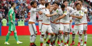 México elimina al anfitrión y es semifinalista de la Copa Confederaciones de Rusia