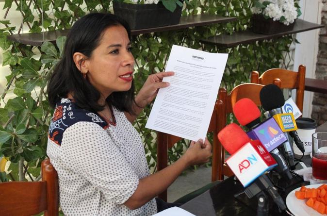 Apertura y transparencia, la exigencia en la designación de nueva comisionada anticorrupción