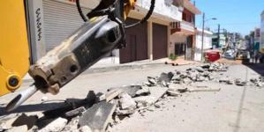 Ante malestar por obras, Sedeco ofrece créditos baratos a comerciantes del Centro Histórico de Mazatlán