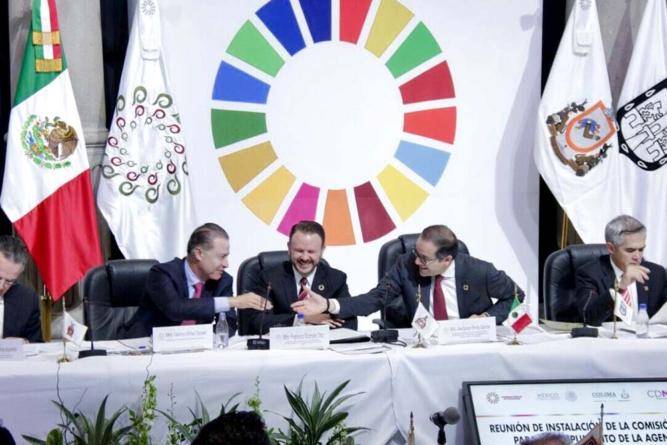 Quirino Ordaz es el nuevo vicecoordinador de la Agenda 2030 de la Conago