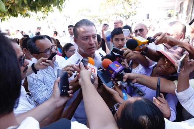 'La estabilidad en Sinaloa es sólida', asegura Quirino y dice jamás a un pacto con delincuentes
