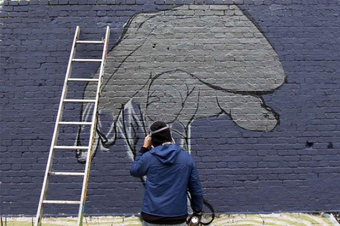 La otra mirada | Conoce a los artistas urbanos que darán color a Culiacán