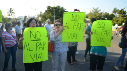 Se amparan vecinos de la Chapule | Municipio debe dar respuesta a sus demandas por Par Vial