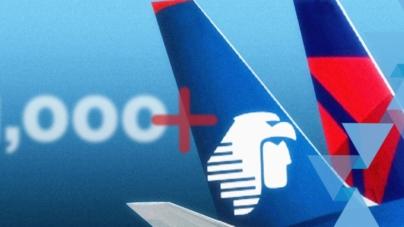 ¿Boletos gratis? | Una promoción falsa para obtener tickets gratis de Aeroméxico e Interjet está estafando a Facebook