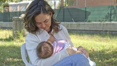 Lactancia materna   Estigmas sobre amamantar a un bebé en público