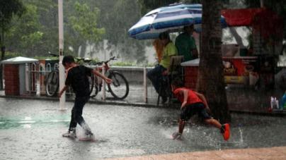 ¡Llegaron las aguas! | Se esperan lluvias ligeras para los próximos días en Sinaloa