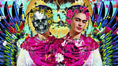 La tragedia vuelta ícono | Frida Kahlo: ¡qué manera de no morir!