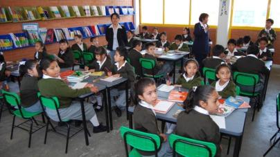 """""""La educación pública no debe ser condicionada por cuotas escolares"""": Carlos Castaños"""