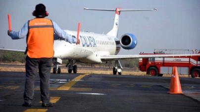 Crece conectividad aérea en Sinaloa | Activa Calafia Airlines vuelo Culiacán-Monterrey