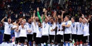 ¡Alemania lo gana todo! Con categoría alza la Copa Confederaciones al derrotar a Chile 1-0
