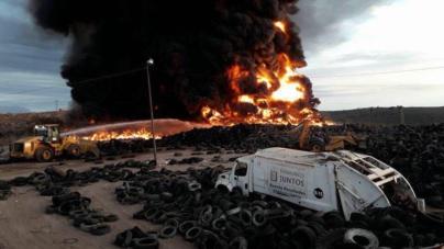Bomberos sofocados | Ante incendios, bomberos vuelven a exigir mayores recursos