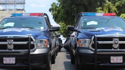 Entregan 65 patrullas a municipios; van 175 en el año… ¿y los resultados en seguridad?