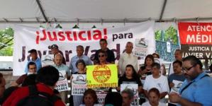 12 horas de ayuno | Reclaman justicia para Javier Valdez por falta de resultados en investigación