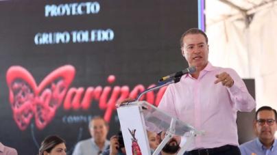 Ponen en marcha complejo comercial en Guasave por 2 mil MDP