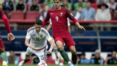 México se despide de la Confederaciones en cuarto lugar | Cae 2-1 ante Portugal