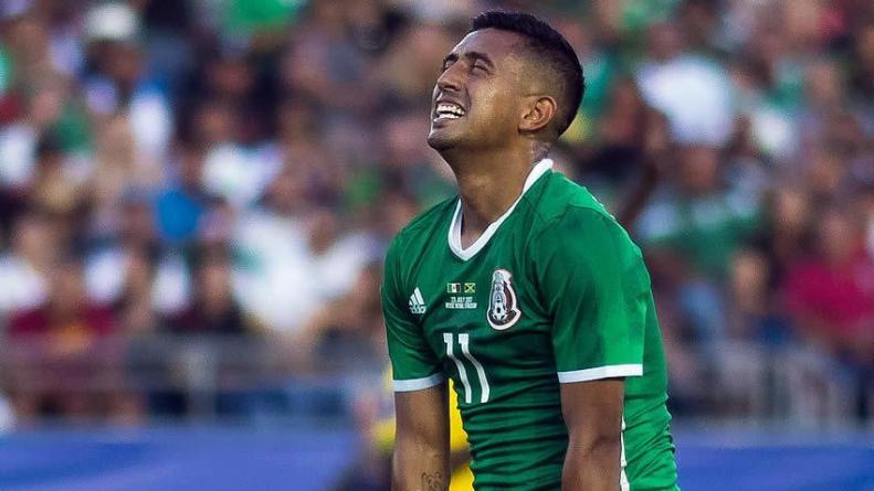 ¡Eeeeeeeeeh liminados! | México cae ante Jamaica y queda fuera de la Copa Oro