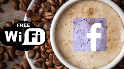 ¿Tienes wifi en tu negocio y quieres atraer más clientes? | Facebook te echará la mano