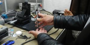 Investigadores mexicanos crearon una técnica para medir el nivel de glucosa sin dolor
