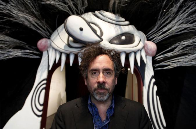 Vayan preparándose, Tim Burton traerá su colección a México en diciembre